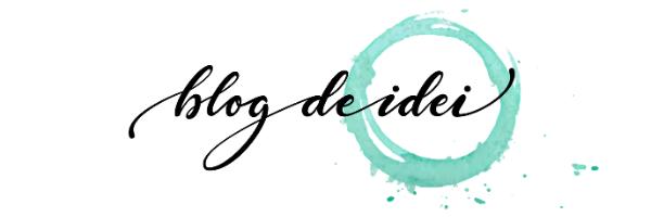 Blog de idei